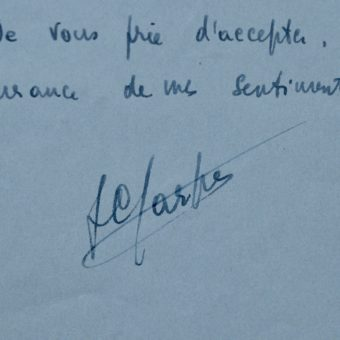 Sartre III